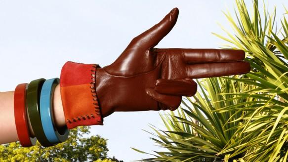 Haut les mains!